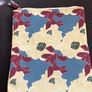 Rachel Pally clutch in Zahara pattern